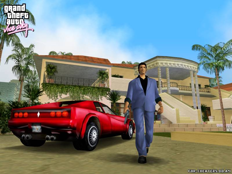 Чит коды для GTA Vice City (PC)